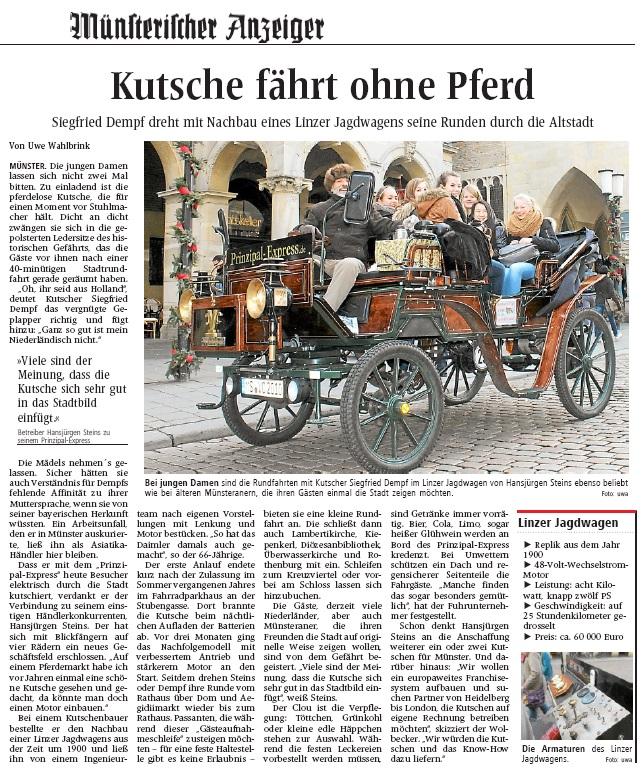 pressebericht WN